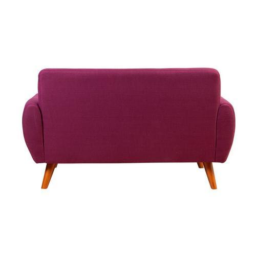 Porter International Designs - Daphne Purple Sofa