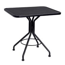 """See Details - Mesh Contract+ 24"""" x 30"""" Bistro Table"""