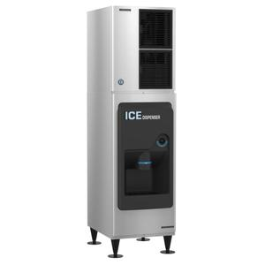 KM-520MAJ-E, Crescent Cuber Icemaker, Air-cooled, 50Hz Electrical