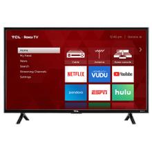 "TCL 43"" Class 3-Series FHD LED Roku Smart TV - 43S303"