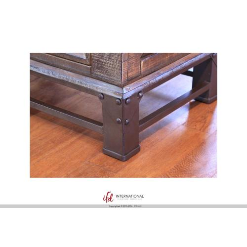 6/6 Low-profile Footboard / Rails
