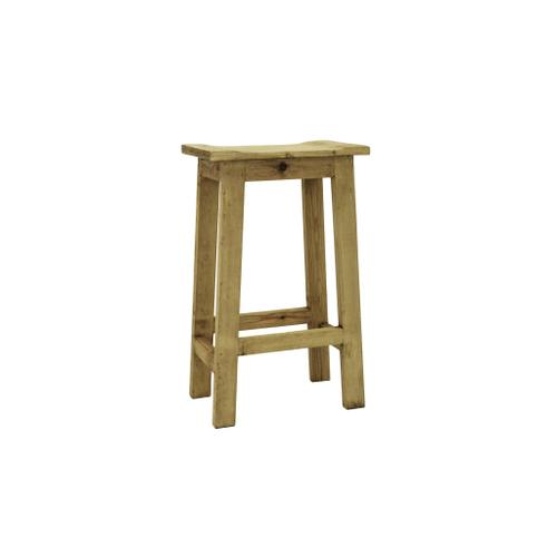 """L.M.T. Rustic and Western Imports - Jalapa 30"""" Barstool"""