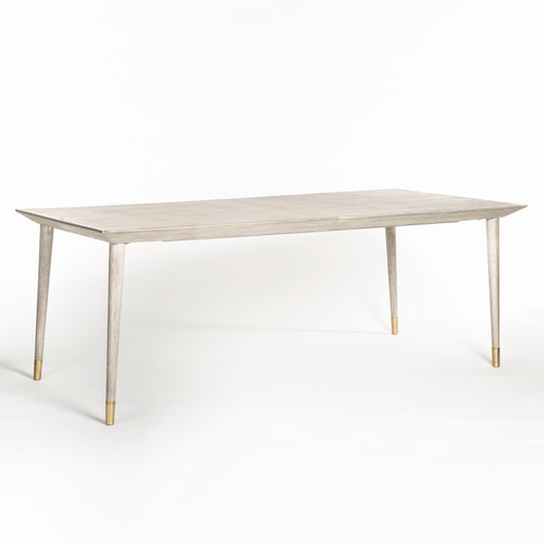 """Alder & Tweed - Carter 84"""" Extendable Dining Table"""