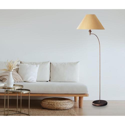 150 3 Way Mini Arc Floor Lamp