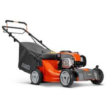"Husqvarna 21"" Self-Propelled Lawn Mower - Powered by a Briggs & Stratton 163cc EXi 725 Series Engine"