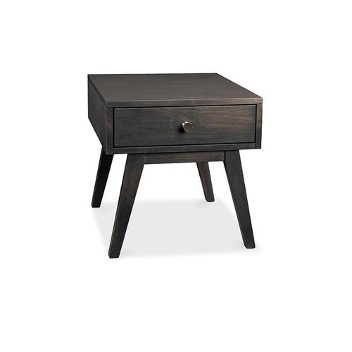 Handstone - Tribeca End Table with Drawer