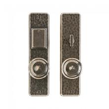 """View Product - Hammered Entry Set - 2 1/2"""" x 10"""" Silicon Bronze Brushed"""