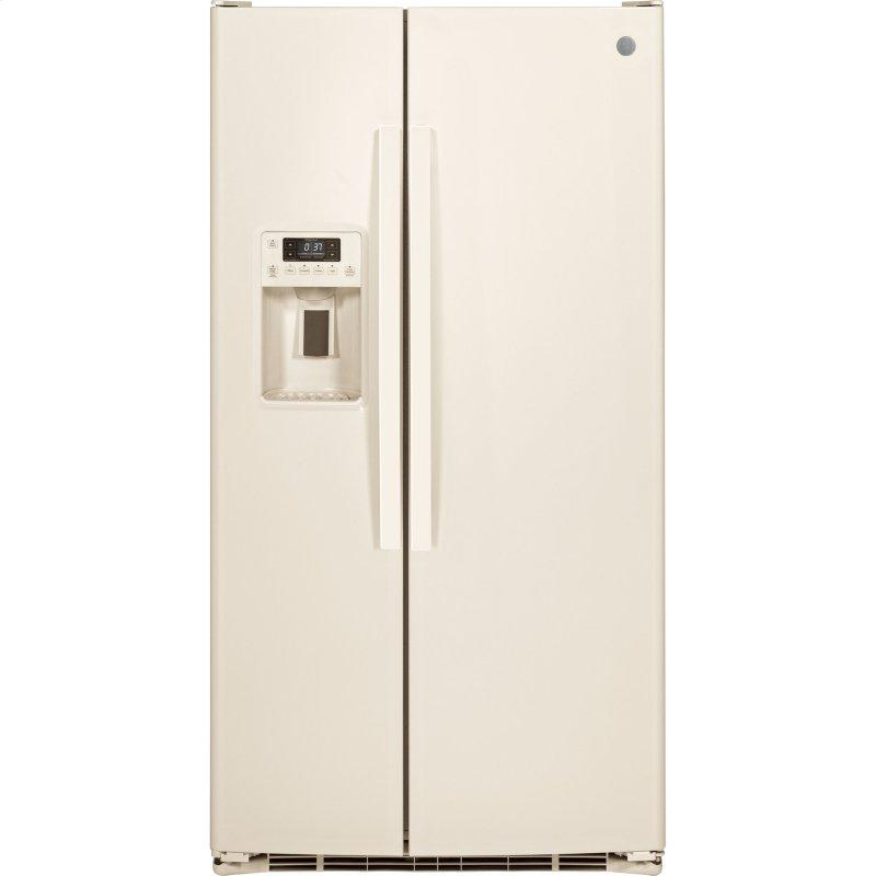 ®ENERGY STAR® 25.3 Cu. Ft. Side-By-Side Refrigerator