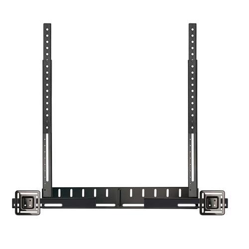 Bello - Universal Soundbar Mount for TV Wall Mounts and Bell'O Flat Panel Stand Mounts
