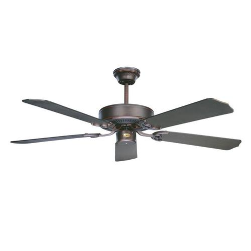 "52"" California Home Fan_Oil Rubbed Bronze"
