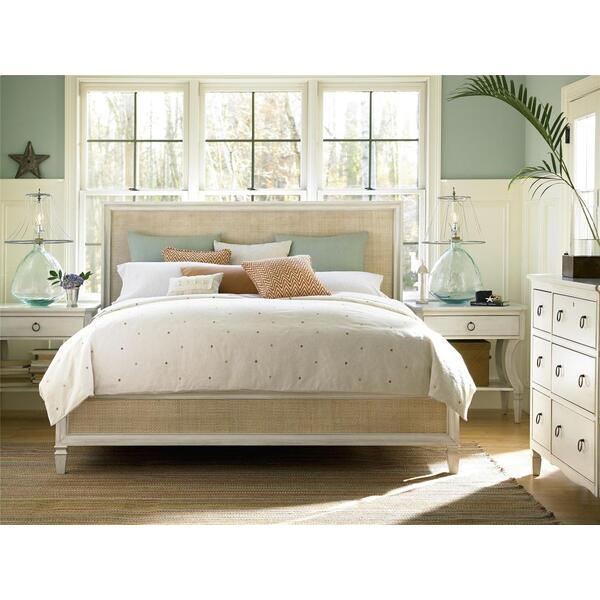 See Details - Woven Accent King Bed