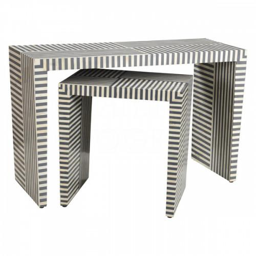 Rembrandt Console and Side Table Set