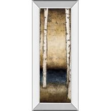 """Birch Landing Il"" By St Germain Mirror Framed Print Wall Art"