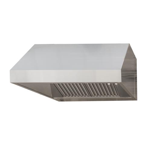 "48"" Vent Hood w/ 1200 CFM Blowers - RVH48"