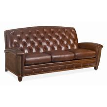 French Curve Sofa w/ lacing