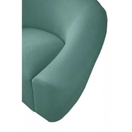"""Riley Velvet Sofa - 91"""" W x 35.5"""" D x 29.5"""" H"""