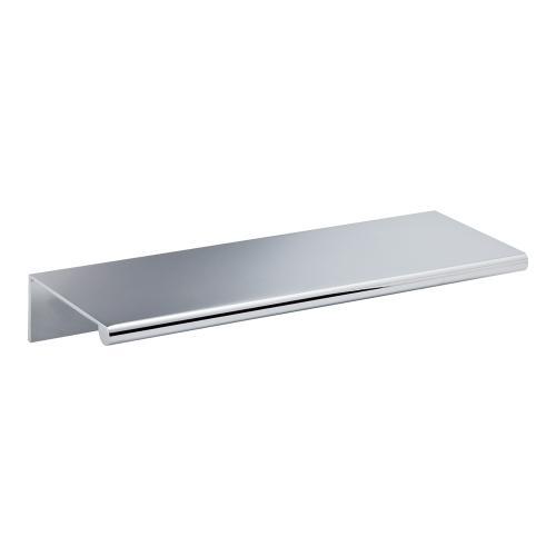 Tab Edge Pull 4 5/16 Inch (c-c) - Polished Chrome
