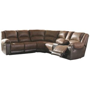 Nantahala 6-piece Reclining Sectional