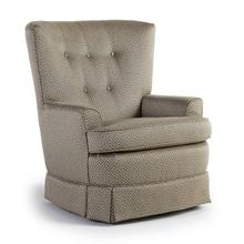 COURTNEY Swivel Glide Chair