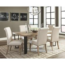 See Details - 7 Piece Dining Set