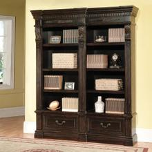 GRAND MANOR PALAZZO 2 piece Museum Bookcase (9030 and 9031)