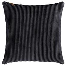 Breckenridge Pillow, BLACK, 14X20