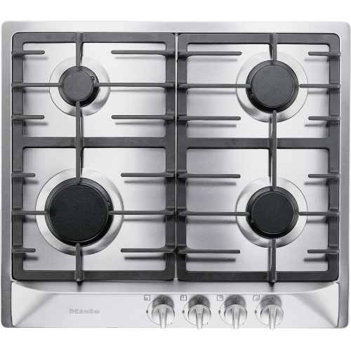 KM 360 G - Gas cooktop with 4 burners