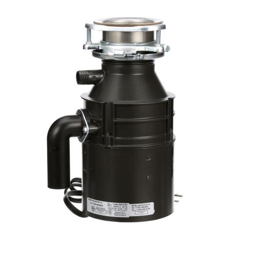 Badger 500 Garbage Disposal, 1/2 HP