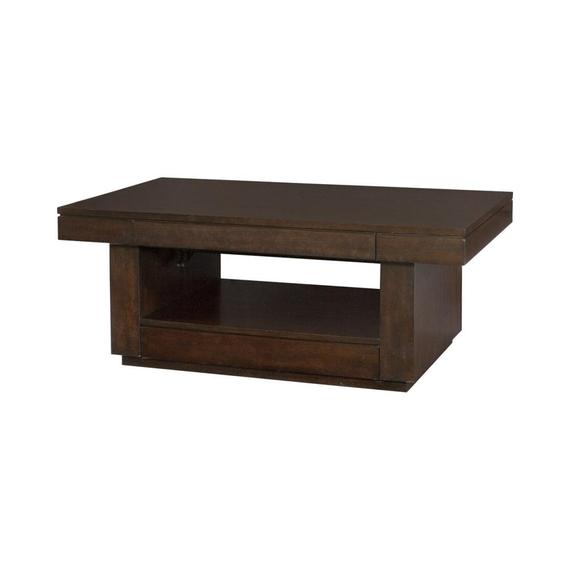 Rectangular Lift-top Cocktail Table