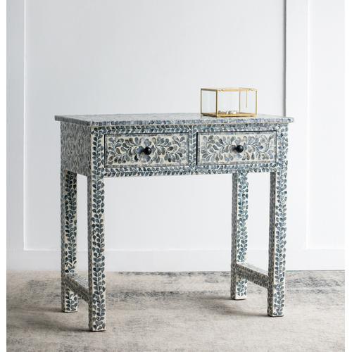 A & B Home - Capiz Desk