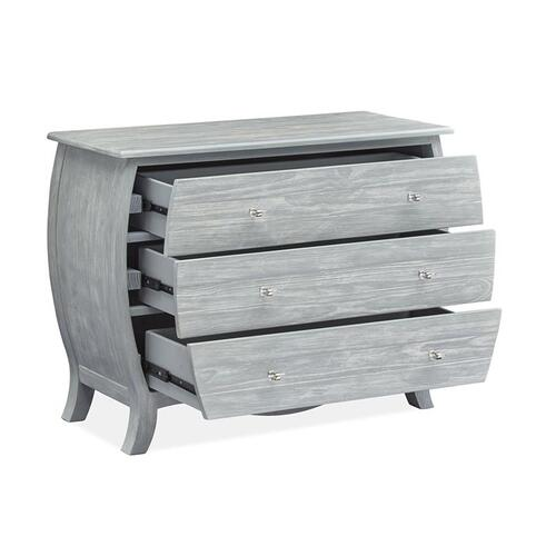 Accent Chest - Weathered Fog