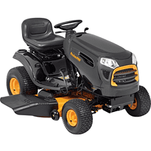See Details - Poulan Pro Riding Mowers PP19H46