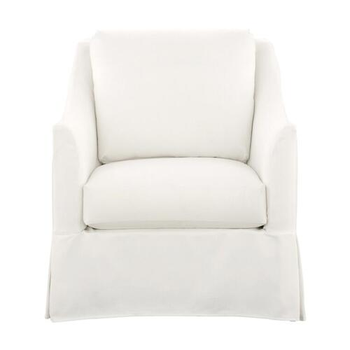 Baldwin Chair Slipcovered