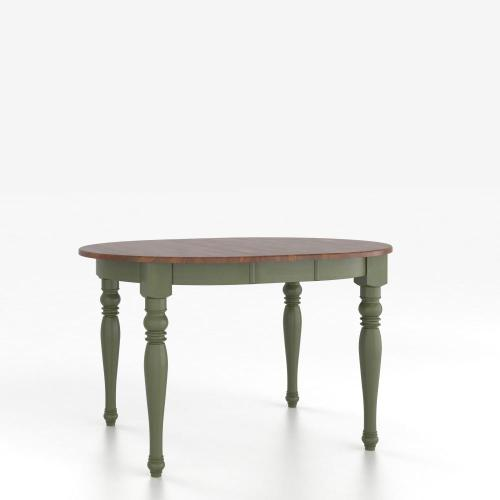 Gallery - Round table with legs