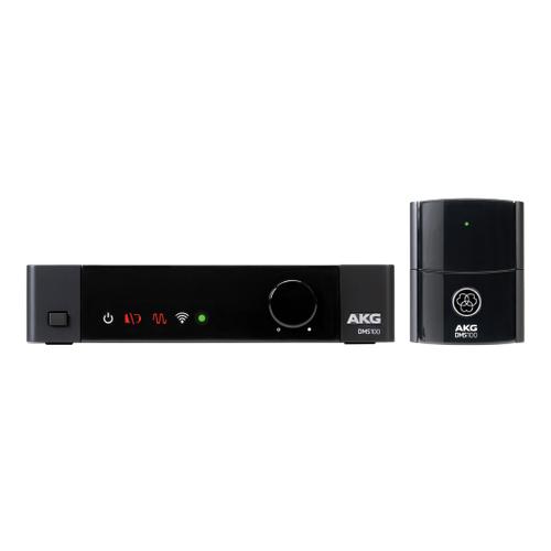 DMS100 Instrument Set Digital wireless instrument system