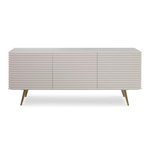 Ambella Home - Corrugated Multi-Use Cabinet