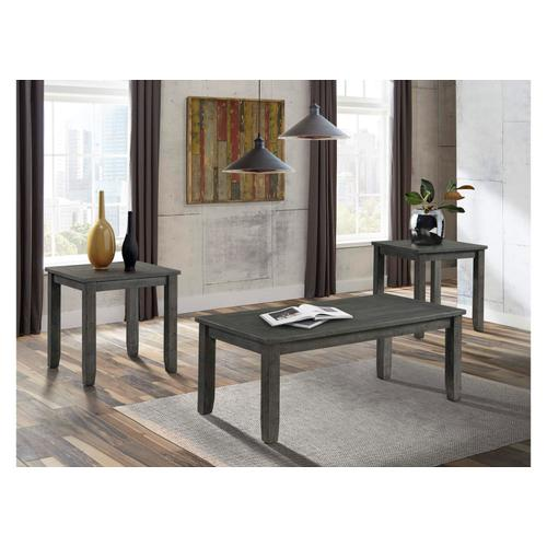 Gallery - 7045 3-Pack Occasional Tables