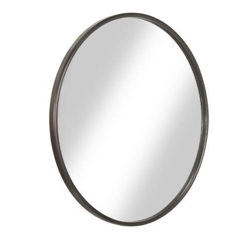Round 36in Mirror - Oil Rubbed Bronze