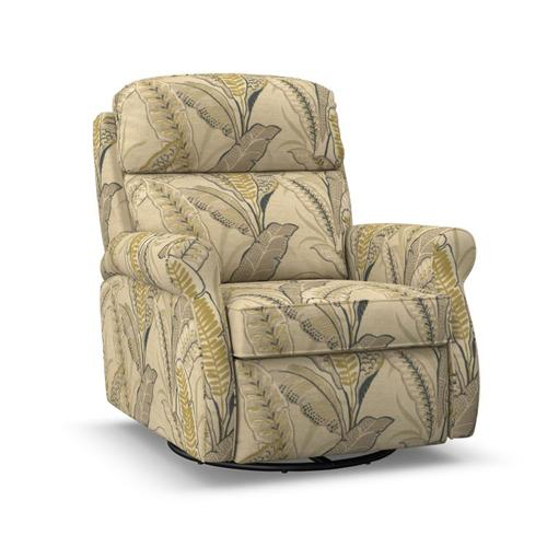 Leslie Swivel Reclining Chair C707M/SHLRC