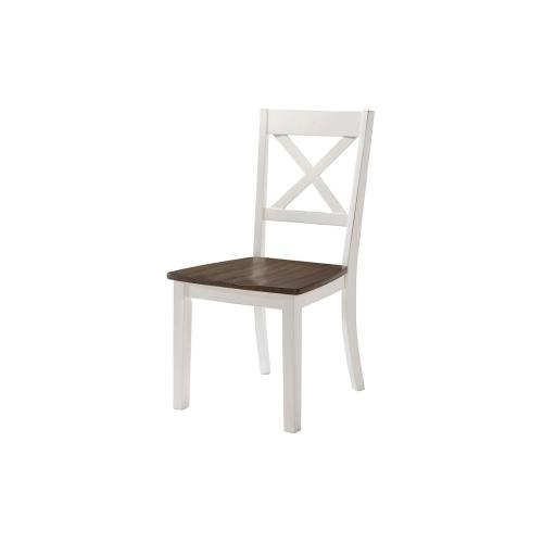 Gallery - 5057 A La Carte White 2-Pack Dining Chair