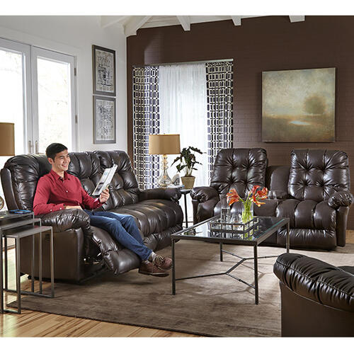 EVERLASTING LOVESEAT Power Reclining Loveseat