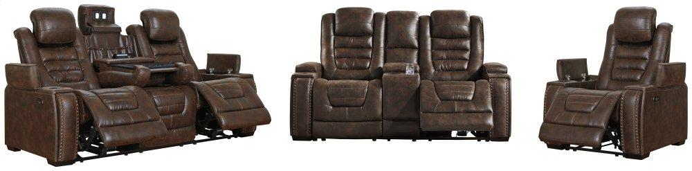 Sofa, Loveseat and Recliner