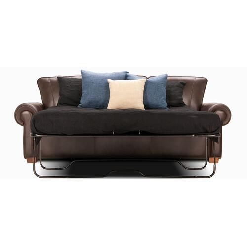 Gallery - Felix Queen sofa bed (060; Wood legs - Wheat 92)