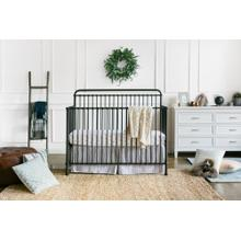 View Product - Vintage Iron Winston 4-in-1 Convertible Crib -