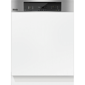 MielePG 8130 i [120/240V 60HZ 30A] - Integrated dishwasher ADA compliant, for large loads of dishware in office kitchens and utility areas.