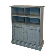 See Details - Rosseau Storage Console with Shaker Doors