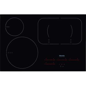 MieleKM 6365 - Induction Cooktop with PowerFlex cooking area for maximum versatility and performance.