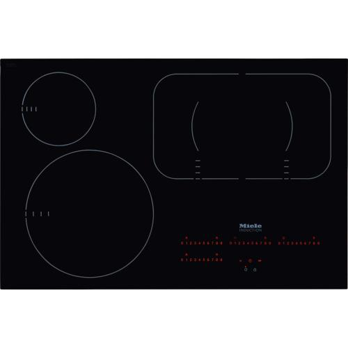 KM 6365 - Induction Cooktop with PowerFlex cooking area for maximum versatility and performance.