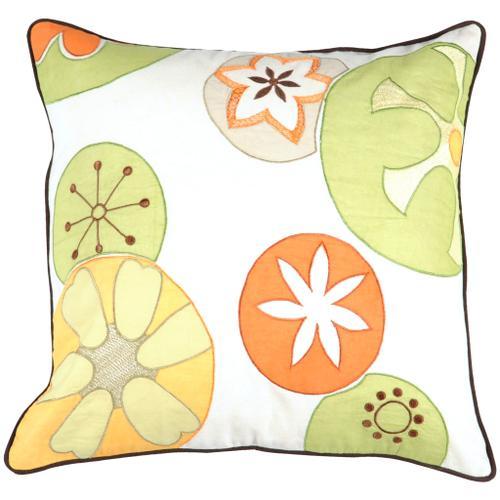 "Surya - Decorative Pillows P-0198 22""H x 22""W"