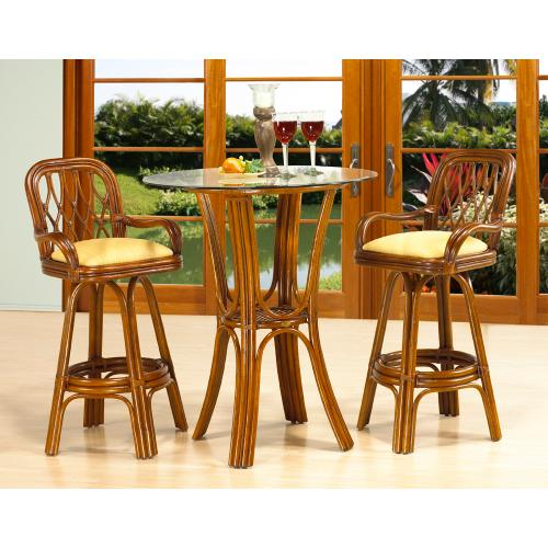 Coco Cay Bar Stool w/Arm